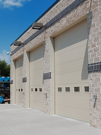 Commercial Overhead Doors And Openers, Sales And Service By Spero Door  Service, Oswego, Illinois